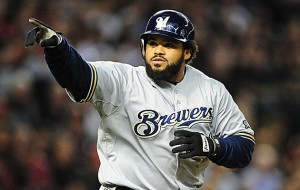 MLB: NLDS-Milwaukee Brewers at Arizona Diamondbacks